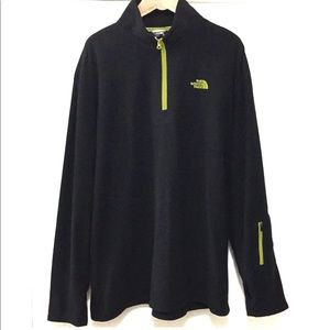 The North Face Quarter Zip Fleece Pullover